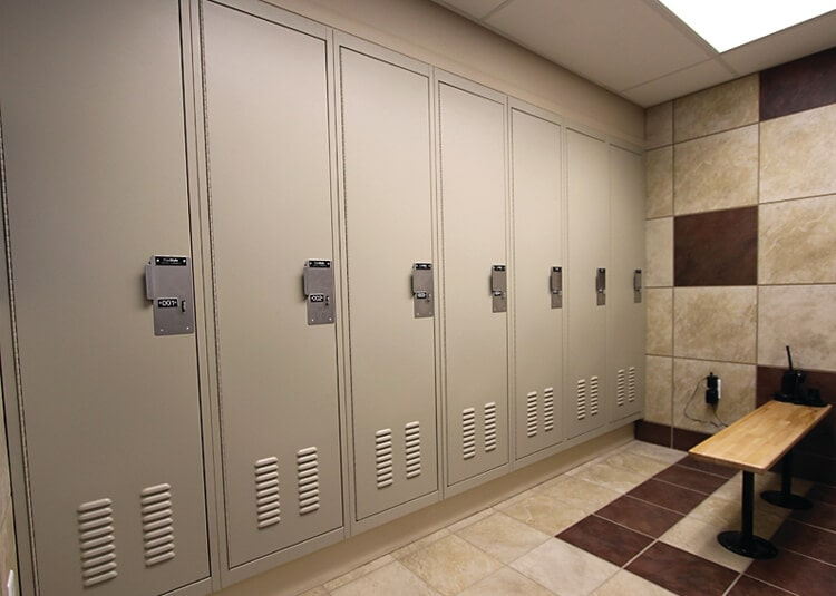 Durable Steel Freestyle Lockers