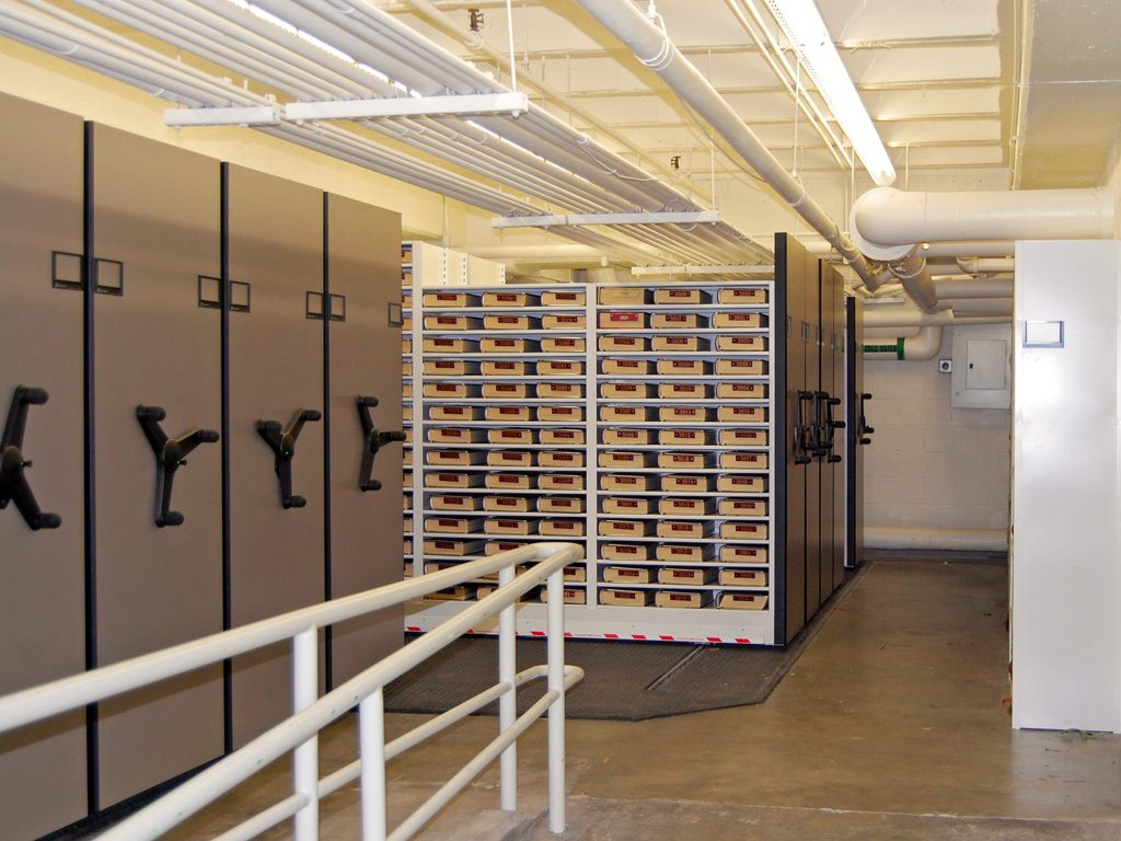 Government Storage - Wake County Deeds