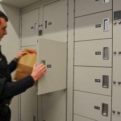 DSM Evidence Lockers