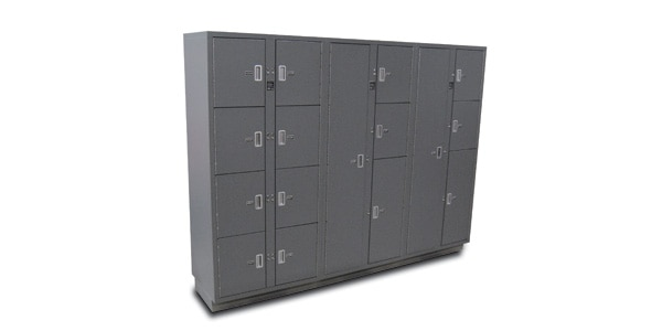 Evidence Storage Lockers to get you through the weekend