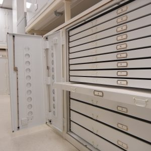 Flat file storage solutions
