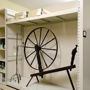 A-National-Park-Museum-wide span shelving