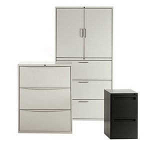 ActiveSTOR Lateral Filing Cabinets