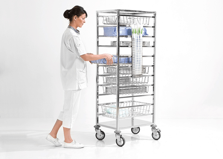 Belintra Sterisystem Healthcare Solutions Stericart
