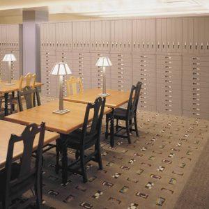 Media Storage Cabinets