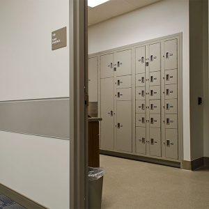 Campus Police Evidence Storage