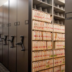 Campus Police Records Storage