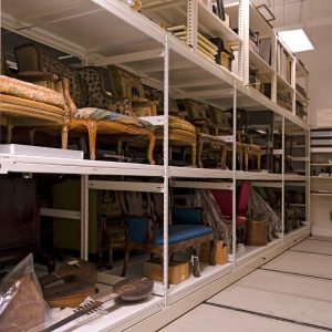 Cleveland Museum of Art Wide Span Shelving
