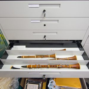 Drawers for Small Instrument Storage