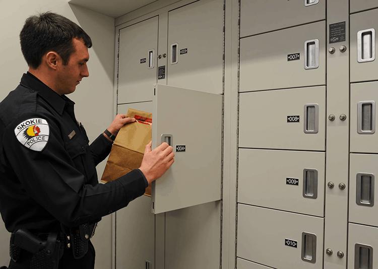 Evidence Lockers