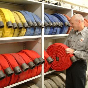 Fire Hose Racking