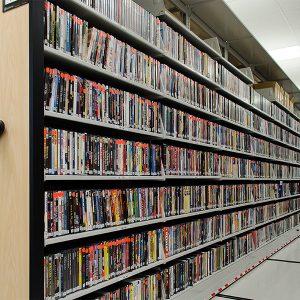 High-Density Media Storage System