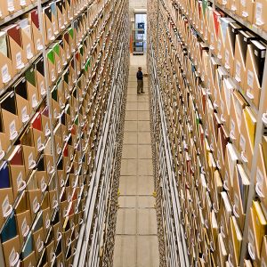Off-Site Library Archive Storage