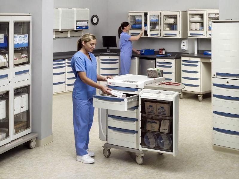 Medical Procedure Carts