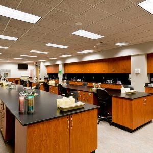 Modular Casework for Classrooms and Labs