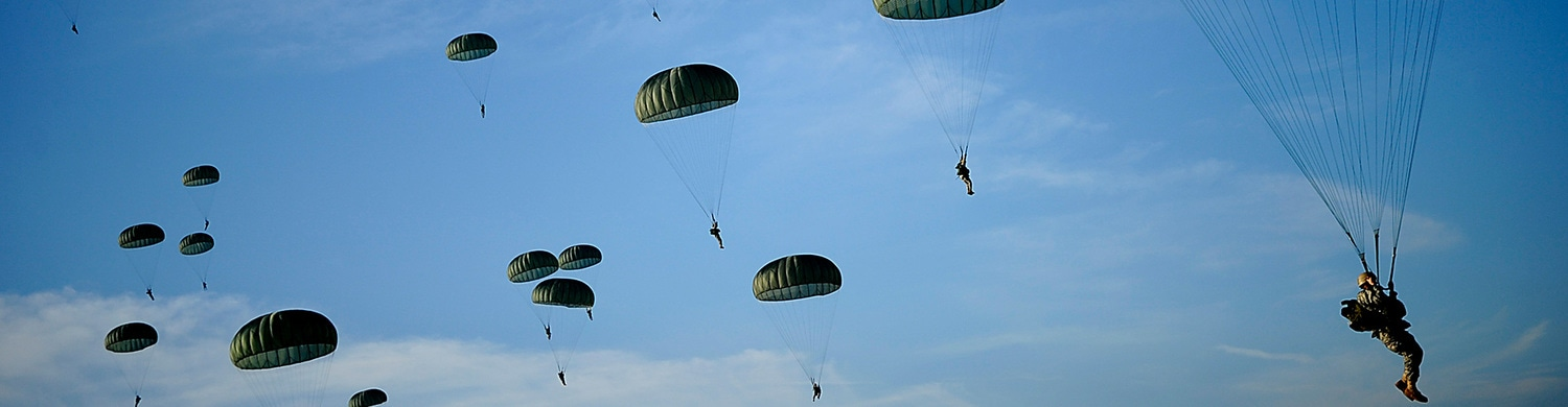 Mission Critical: Parachute Storage Hits The Mark