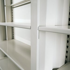 4-Post Case Type Shelving Upright Post