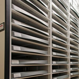 Sheet Music Storage Shelving