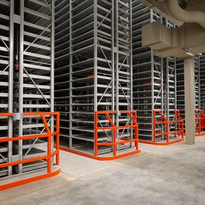 Static High-Bay Shelving Oklahoma State