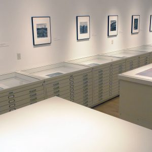 Archival, Flat File Viking cabinets meet the highest standards of conservation practice and storage for archival materials