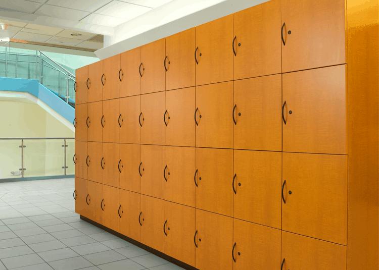 Day-Use Locker