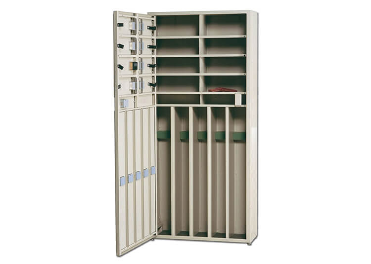 Electrical Powered Mobile Shelving System