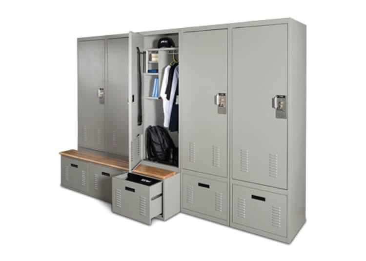 Personal Locker Storage
