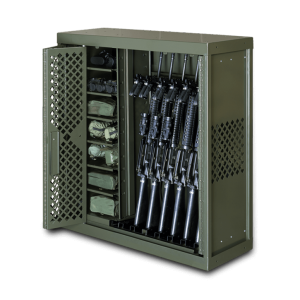 From Garrison to Deployment Universal Weapons Rack