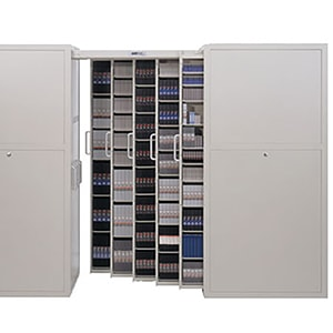 Gemtrac Tape Cabinets