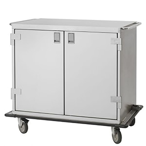 Medical Case Carts provide plenty storage capacity