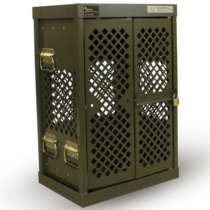 Gun Lockers And Weapons Storage Systems Patterson Pope