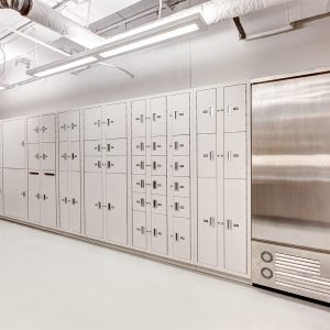 Short Term Evidence Lockers with Refrigerated Possibilities