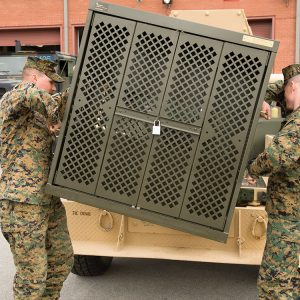 UWR Weapon Storage System Soldiers Transport