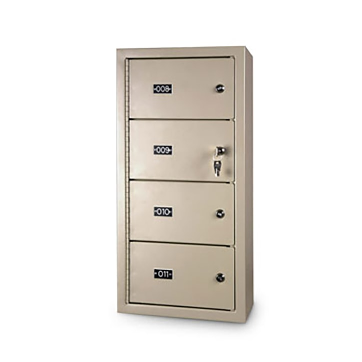 Wall Mounted Gun Lockers