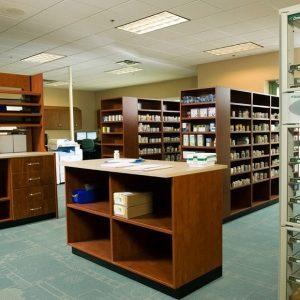 Adjustable Shelves and Organizing Modules