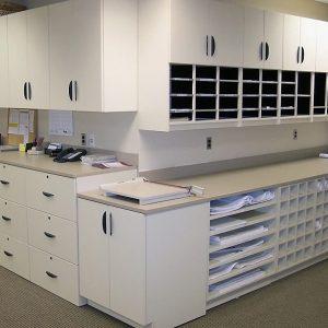 Organizing Modules storage solutions
