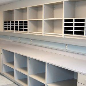 Adjustable Shelf and Organizing Modules