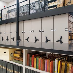 Shelving for Government