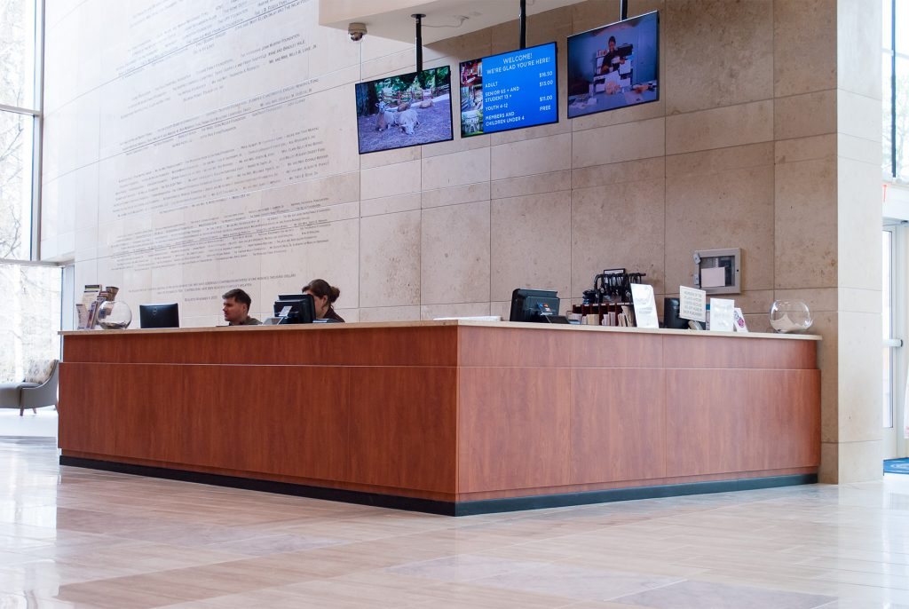 Atlanta History Center: Modular Walls
