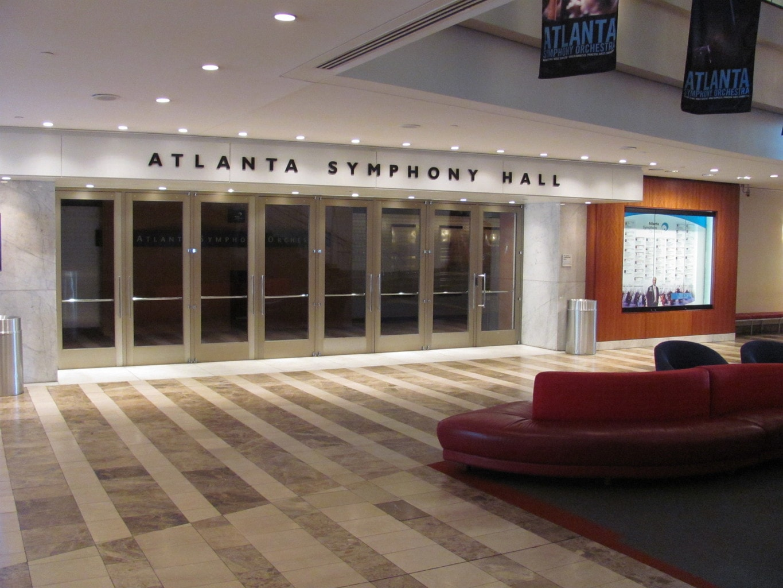 Atlanta Symphony Orchestra: Music Library Shelving