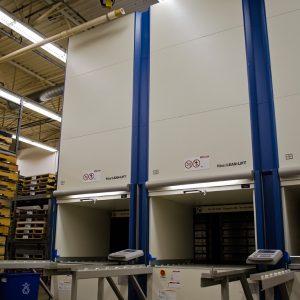 Industrial Vertical Lift