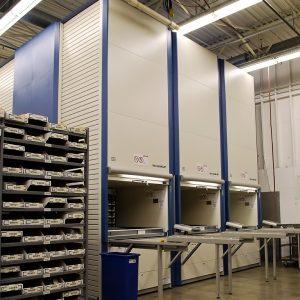 Industrial Vertical Lean-Lift