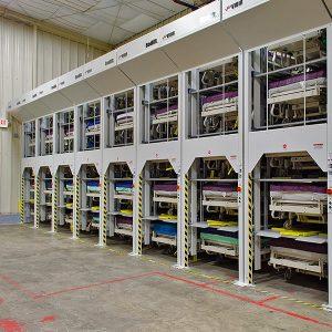 Bedlift Storage saves space