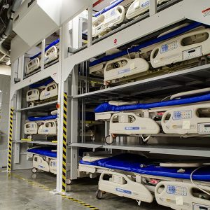 Bedlift Storage protects beds