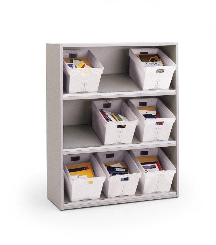 Bulk Mailroom Sorter