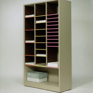 Free Standing Sort Modules storage solutions