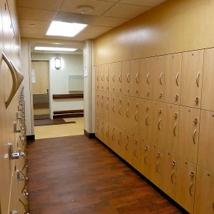 Laminate Lockers are built for change