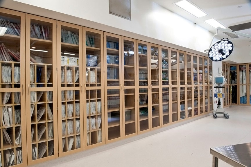 Laminate Cabinets Commercial Modular Casework Patterson