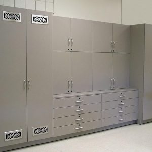 Variety of Modular Laminate Lockers