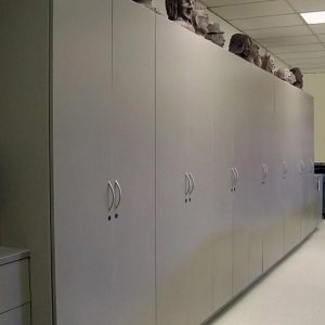 Laminate Lockers provides storage solutions